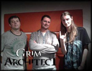 Tez Skachill & Grim Architect promo photo, 2012.