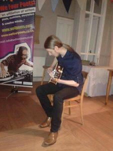 Tez Skachill - We4Poets live event @ Sip Club Stretford - 01.03.15