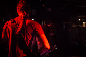 The Mind At Large Live at The Venue 03.08.16