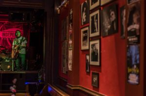 The Mind At Large live @ Night & Day Café - 03.02.15 - Photo Credit: Dean Odysseus Yacalis