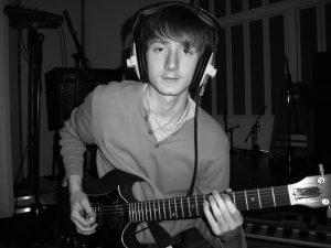 Tez Skachill - Recording The Road EP @ Blueprint Studios 2010