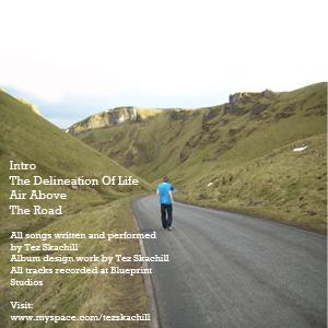 Tez Skachill - The Road EP 2010