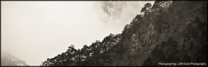 Tez Skachill - Air Above. Jeff Hurst Photography - Seoraksan National Park