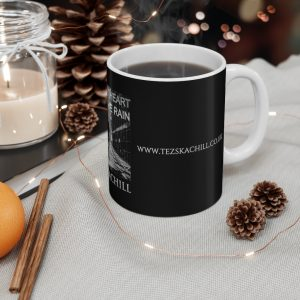 Tez Skachill - I Left My Heart Out In The Rain – Cup Mug