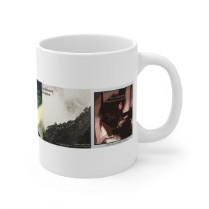 Tez Skachill – Records Music Artwork – Cup Mug