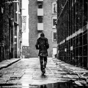 Tez Skachill - Fragments EP album artwork - Photo by: JeffHurstPhotography